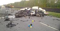 На трассе в Тамбовской области в ДТП погибли три человека