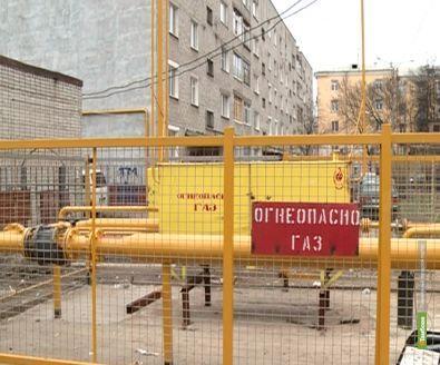 На Тамбовщине людей почти на неделю оставили без газа