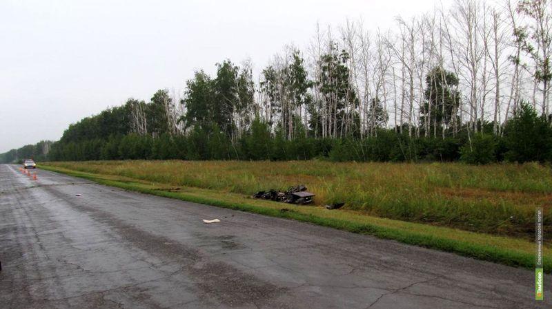 Под Мичуринском грузовик лоб в лоб столкнулся с «семеркой»: погибли 2 человека