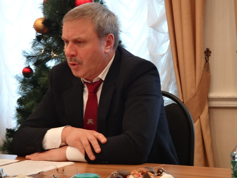 Александр Бобров: «Дорожники не хотят связываться с Пролетарской»