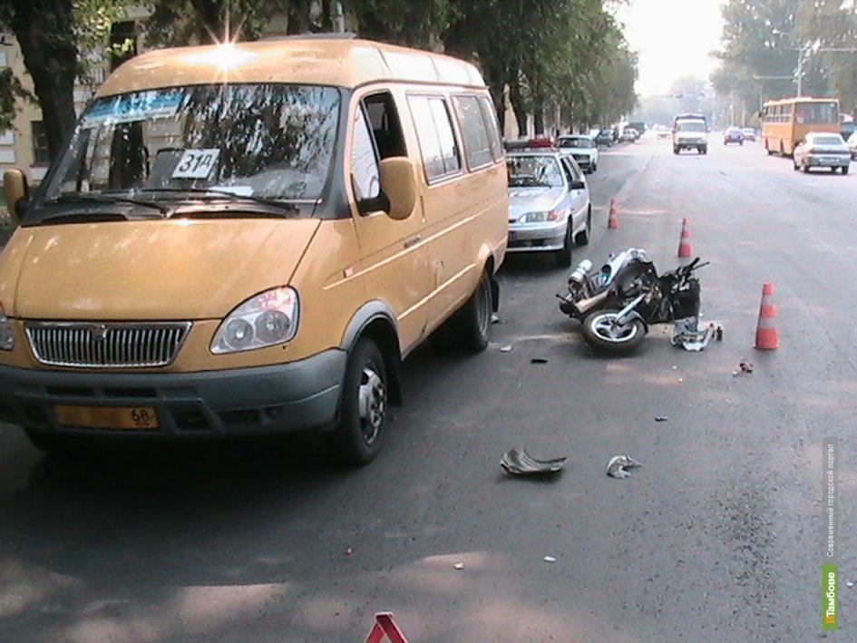 В каждом третьем ДТП страдает велосипедист