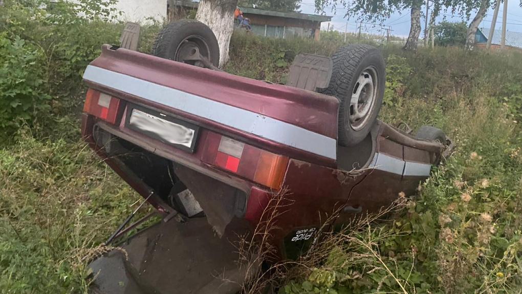 В Кирсановском районе пьяный водитель сбил двух девочек