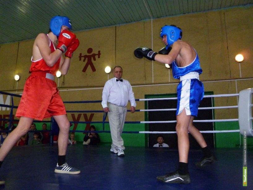 В Тамбов съедутся боксёры Черноземья
