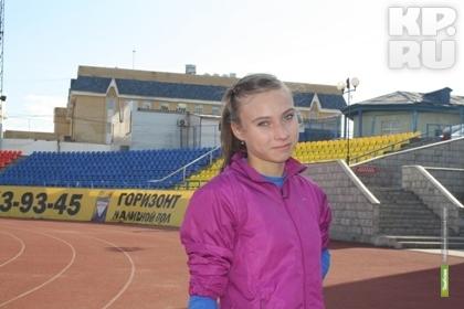 Легкоатлетка из Тамбова «добежала» до «Мастера спорта»