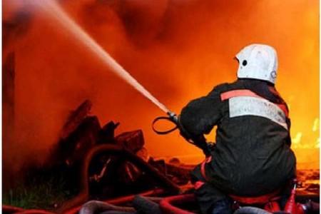 В результате пожара в Кирсанове погибли двое пожилых мужчин