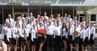 В тамбовской полиции будут работать выпускники Белгородского юридического института