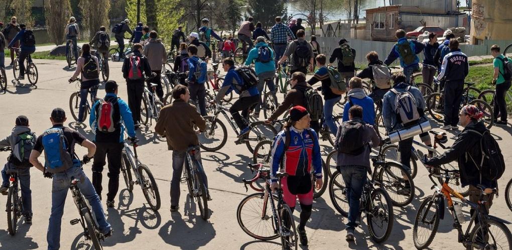 Тамбовские велосипедисты официально открывают сезон