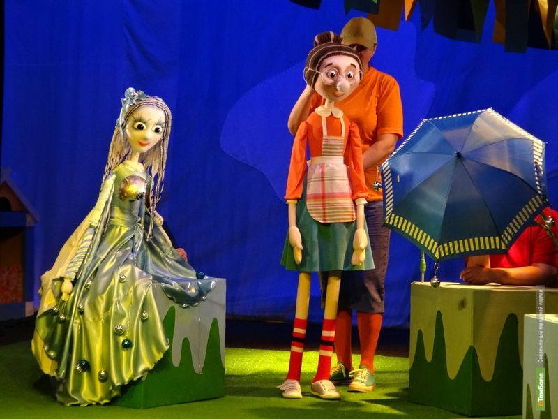 В краеведческом музее погостят обитатели кукольного театра
