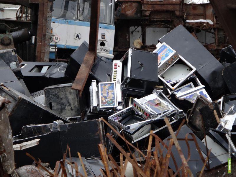 В центре Тамбова ликвидировали очередное игорное заведение