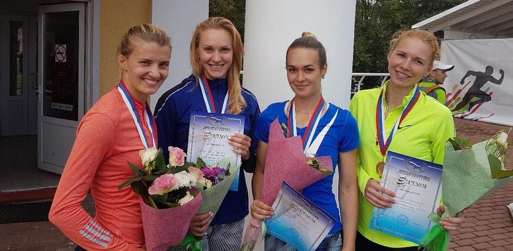 Тамбовская легкоатлетка стала чемпионкой страны