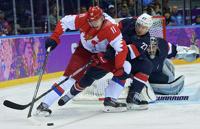 Сборная России по хоккею проиграла США в матче группового турнира на Олимпиаде