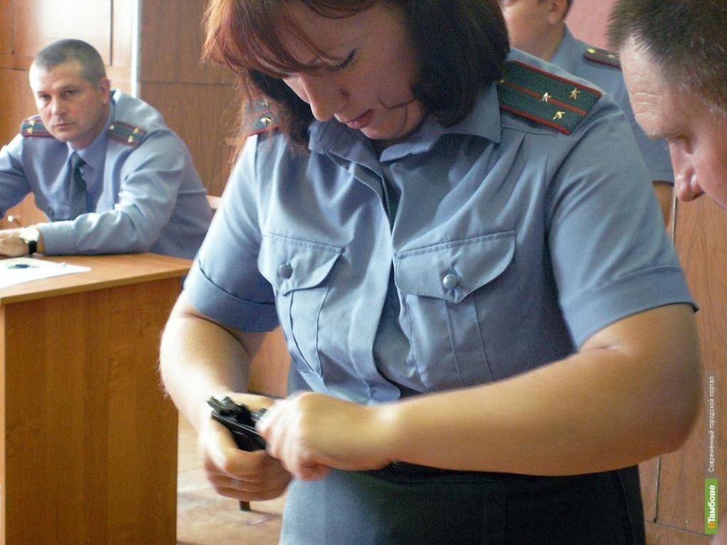 Полицейские Тамбова посоревновались в профмастерстве
