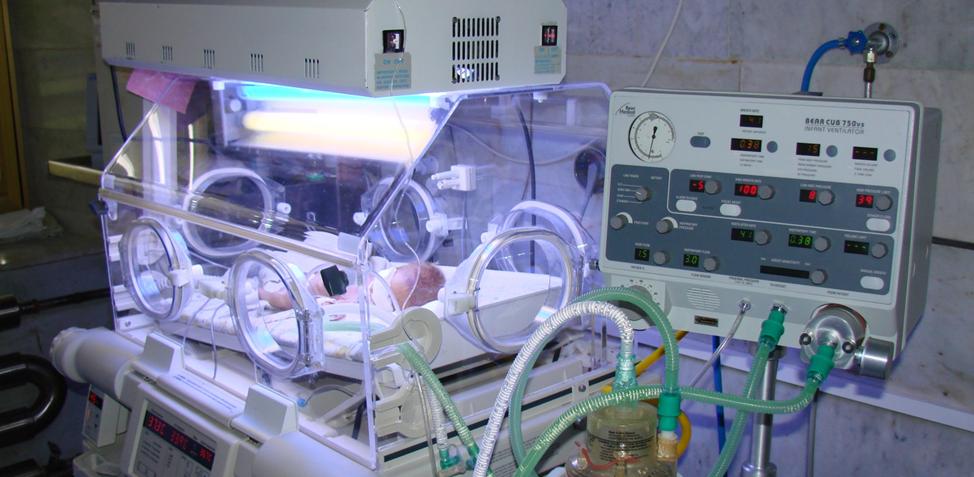 С начала года тамбовские врачи выходили 99 недоношенных детей