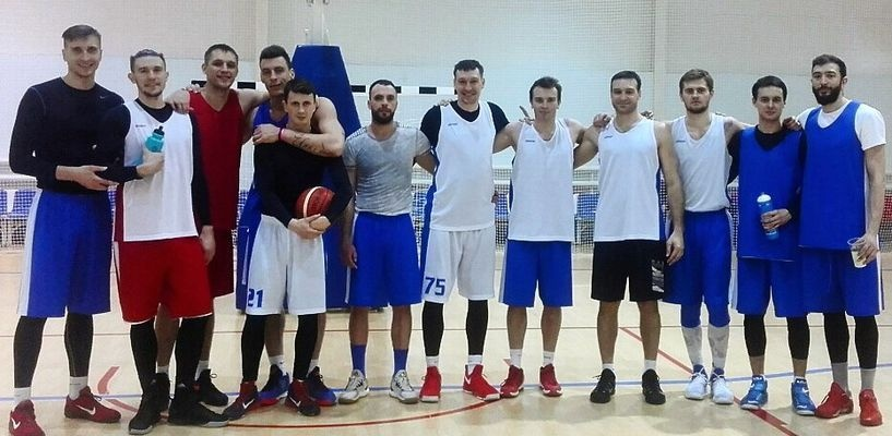 Тамбовские баскетболисты одержали победу в Чебоксарах