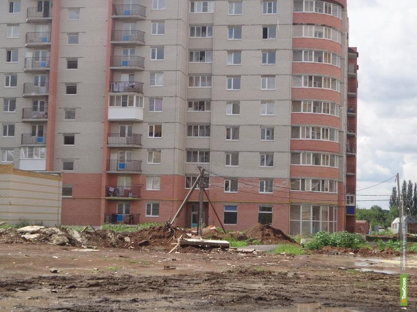 Жилье на Тамбовщине — одно из самых дешевых в Черноземье