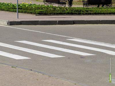 «Зебры» в Тамбове поднимут на 3-4 сантиметра