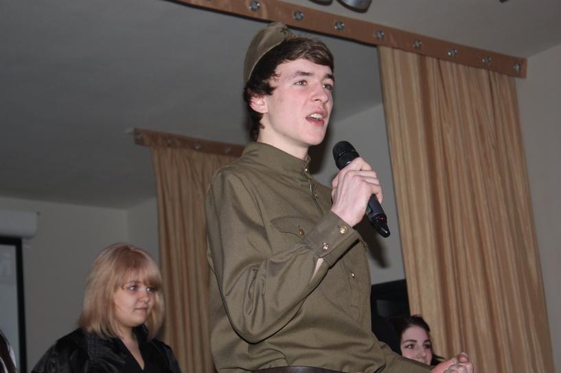 Молодежь Тамбова вспомнит патриотические песни