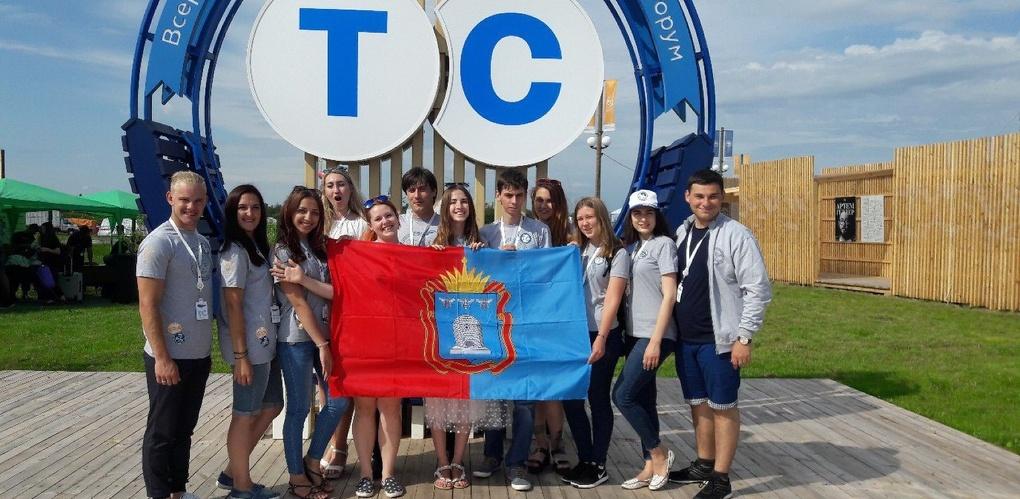 Студентка Президентской академии побывала на образовательном форуме «Территория смыслов на Клязьме»