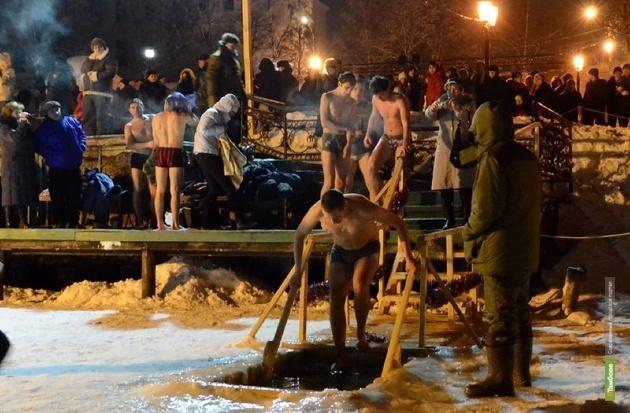 Полицейские Тамбовщины в крещенскую ночь переходят на особый режим службы