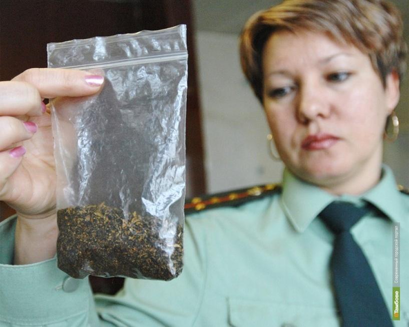 За один день полицейские задержали пятерых тамбовчан с наркотиками