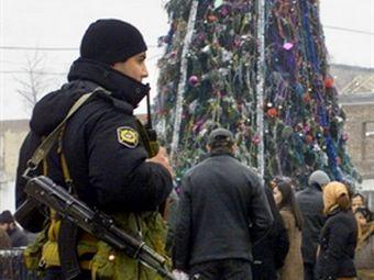 Тамбовским спасателям и милиционерам предстоят «жаркие» новогодние праздники