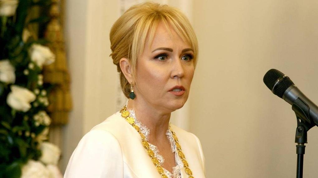 Недавно избранная глава Тамбова заявила, что ещё не заслужила премию