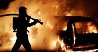 В Уварово мужчина поджёг чужой автомобиль