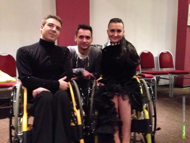 Танцоры-колясочники из Тамбова достойно выступили на Чемпионате России