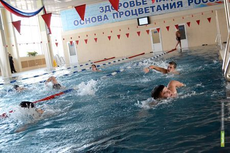 В Тамбове пройдёт открытое Первенство по плаванию