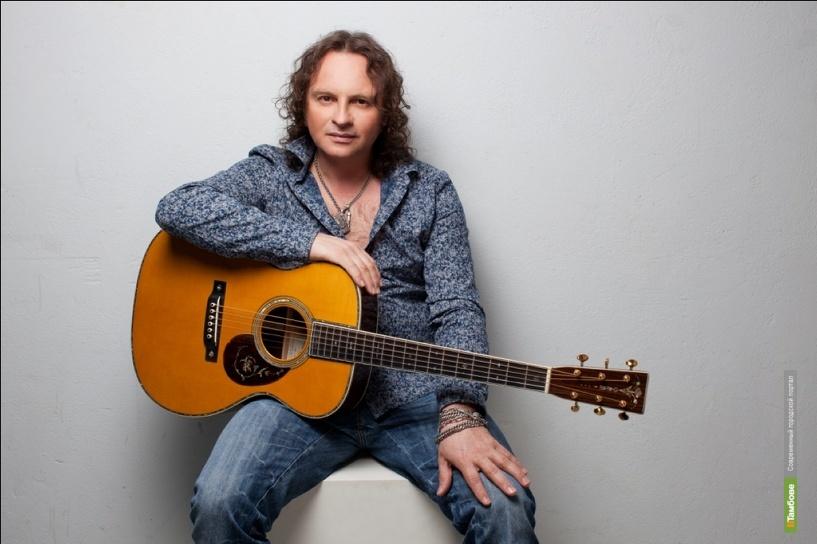В Тамбове выступит золотой гитарист России