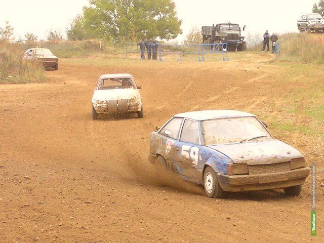 Тамбовские гонщики «превысят скорость» на липецком автокроссе