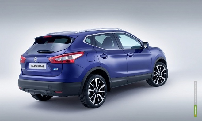 Nissan объявил цены на новый Qashqai