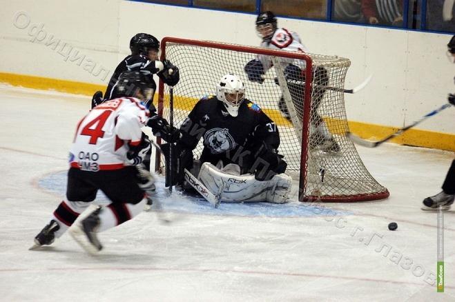 Тамбовские хоккеисты откроют игровой сезон в середине сентября
