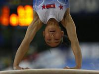 Корейские гимнасты отстранены от Олимпиады-2012