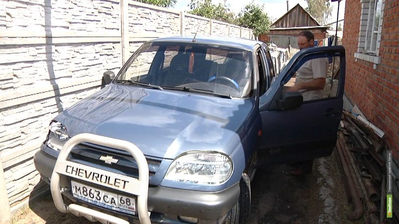 Парень «прокатился» на угнанном авто до Московской области