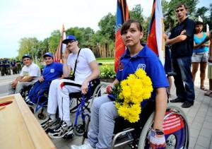 Участники марафона «Сильные духом» заехали в Тамбов