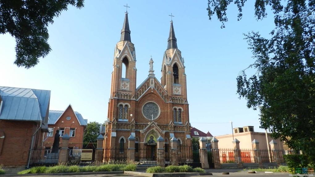 К «Ночи музеев» присоединится даже католический костёл