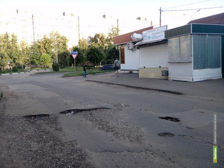 Тамбовские власти «сдадут» нерадивых дорожников общественности