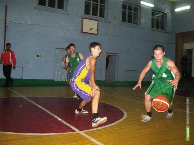Всероссийский баскетбольный турнир пройдёт на Тамбовщине