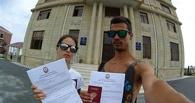 Мичуринских автостоперов депортировали из Азербайджана
