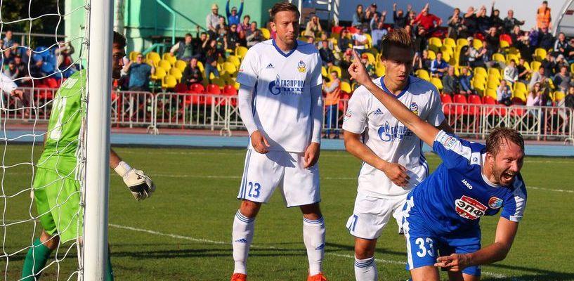Девятая домашняя победа подряд: ФК «Тамбов» обыграл ФК «Волгарь»