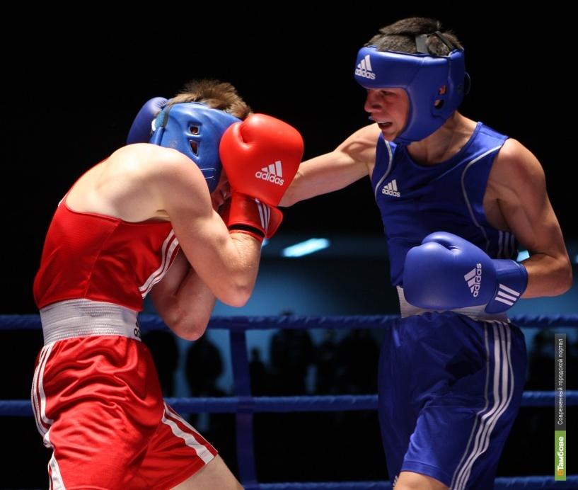 Юные тамбовские боксёры завоевали два «золота» на первенстве ЦФО