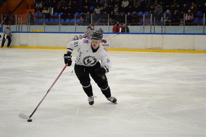 Тамбовские хоккеисты отправились в Смоленск на ледовый бой