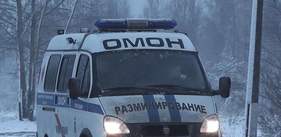Взрывотехники на 40 минут перекрыли одну из центральных улиц Тамбова