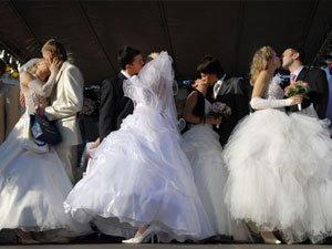 Свадебного ажиотажа 11 ноября среди тамбовчан не будет