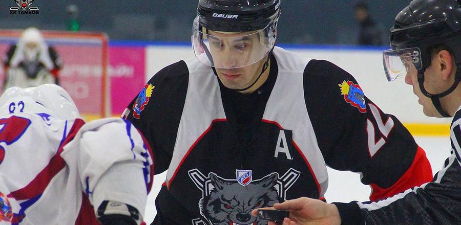 Капитаном ХК «Тамбов» в предстоящем сезоне будет Александр Пукс