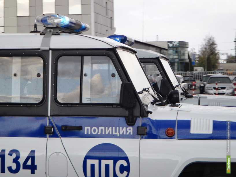 Тамбовские ЧОПовцы устроили стрельбу в центре Москвы