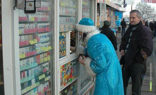 На Тамбовщине самые дешёвые сигареты в Черноземье