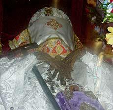 В Тамбов привезут мощи архиепископа Западно-Американского и Сан-Францисского