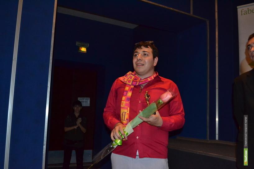 Саркис Шакарян учит тамбовских школьников искусству киноматографии